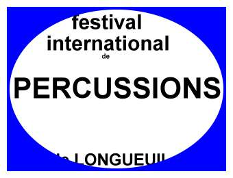 Longueuil Percussion Festival with Paulo Ramos, Bia etc.