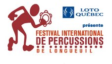 2008 Longueuil Percussion Festival: 450 463-2692