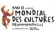2010 Drummondville Mondial des Cultures (music/culture festival) July 8th to 18th