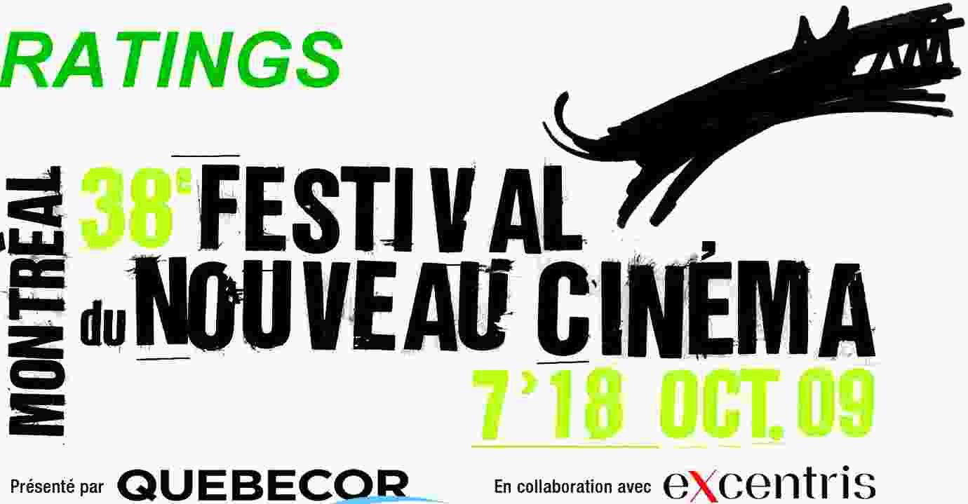 Festival Nouveau Cinema de Montreal, Oct. 10-21st, (514) 844-2172