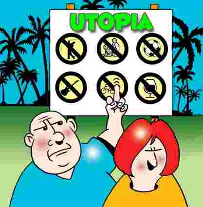 Utopian Society Project Examples For example, the belief in