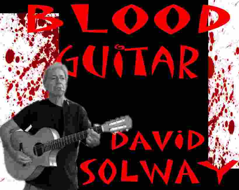 David Solway's Blood Guitar CD